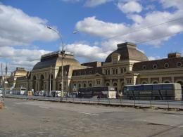 Изображение - автобусная касса и место посадки - Москва Павелецкий ж\д вокзал